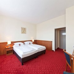 Отель Novum Hotel Aldea Berlin Centrum Германия, Берлин - 9 отзывов об отеле, цены и фото номеров - забронировать отель Novum Hotel Aldea Berlin Centrum онлайн комната для гостей фото 5