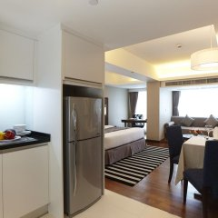 Отель Legacy Suites Sukhumvit by Compass Hospitality Таиланд, Бангкок - 2 отзыва об отеле, цены и фото номеров - забронировать отель Legacy Suites Sukhumvit by Compass Hospitality онлайн в номере фото 2