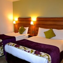 Maldron Hotel, Oranmore Galway комната для гостей фото 3