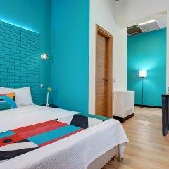 Отель COLORS Central Ladadika комната для гостей фото 2