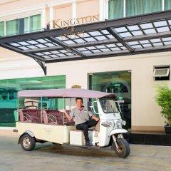 Отель Kingston Suites Bangkok городской автобус
