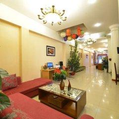 Отель Old Quarter Centre Hotel Вьетнам, Ханой - отзывы, цены и фото номеров - забронировать отель Old Quarter Centre Hotel онлайн интерьер отеля фото 3