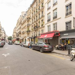 Апартаменты Apartment Ws Montorgueil – Louvre Париж