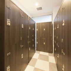 Отель Centurion Hotel Residential Akasaka Япония, Токио - отзывы, цены и фото номеров - забронировать отель Centurion Hotel Residential Akasaka онлайн сейф в номере