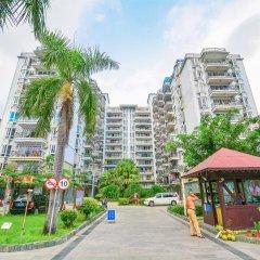 Апартаменты Linhai Dujia Apartment детские мероприятия