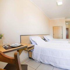 Отель Antico Plaza Hotel Бразилия, Таубате - отзывы, цены и фото номеров - забронировать отель Antico Plaza Hotel онлайн комната для гостей фото 3