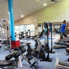Hakuba Highland Hotel Хакуба фитнесс-зал