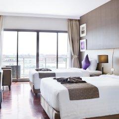 Отель Mida Airport Бангкок комната для гостей фото 5