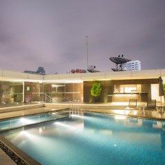 Отель Oakwood Residence Sukhumvit Thonglor Бангкок бассейн фото 3