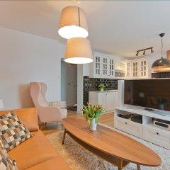 Апартаменты Imperial Apartments - Capitan Сопот комната для гостей фото 2