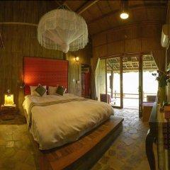 Отель La Dao Spa Homestay комната для гостей