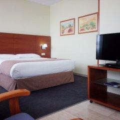 Отель Silken Torre Garden Мадрид удобства в номере фото 2