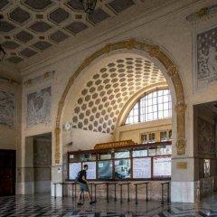 Отель Primus Roma Италия, Рим - отзывы, цены и фото номеров - забронировать отель Primus Roma онлайн интерьер отеля фото 2