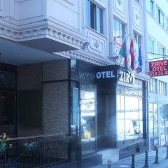 Zirve Турция, Стамбул - отзывы, цены и фото номеров - забронировать отель Zirve онлайн вид на фасад