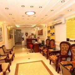 Hanoi Capital Hotel интерьер отеля фото 2