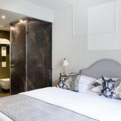Отель THE FRITZ Düsseldorf Германия, Дюссельдорф - отзывы, цены и фото номеров - забронировать отель THE FRITZ Düsseldorf онлайн комната для гостей