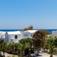 Отель Okeanis Beach пляж фото 2