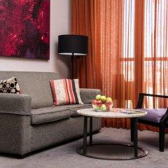 Отель Adina Apartment Hotel Berlin CheckPoint Charlie Германия, Берлин - 4 отзыва об отеле, цены и фото номеров - забронировать отель Adina Apartment Hotel Berlin CheckPoint Charlie онлайн комната для гостей фото 3