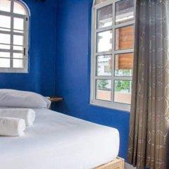Отель Agavero Hostel Мексика, Канкун - отзывы, цены и фото номеров - забронировать отель Agavero Hostel онлайн комната для гостей фото 3