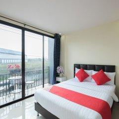OYO 106 5 Chang Palace Hotel Бангкок комната для гостей фото 5