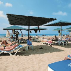Отель Villa Side пляж
