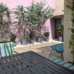 Отель My Suites by La Condesa Baja California Мехико