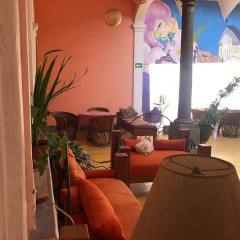 Отель Maska Mansion Мексика, Гвадалахара - отзывы, цены и фото номеров - забронировать отель Maska Mansion онлайн интерьер отеля фото 2