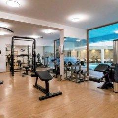 Отель Orphey фитнесс-зал фото 2