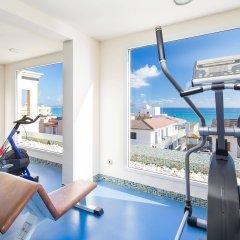 Отель THB Gran Playa - Только для взрослых фитнесс-зал фото 2
