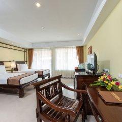 Отель Diamond Cottage Resort And Spa пляж Ката удобства в номере