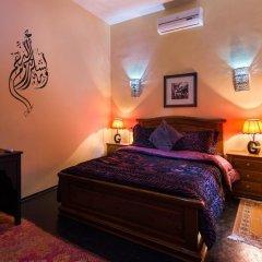 Отель Riad Ksar Aylan Марокко, Уарзазат - отзывы, цены и фото номеров - забронировать отель Riad Ksar Aylan онлайн комната для гостей фото 4