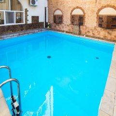 Гостиница Максимус бассейн