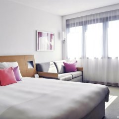 Отель Novotel Gdansk Centrum Польша, Гданьск - 5 отзывов об отеле, цены и фото номеров - забронировать отель Novotel Gdansk Centrum онлайн комната для гостей фото 5