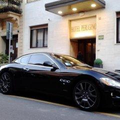 Отель Perugino Италия, Милан - отзывы, цены и фото номеров - забронировать отель Perugino онлайн парковка