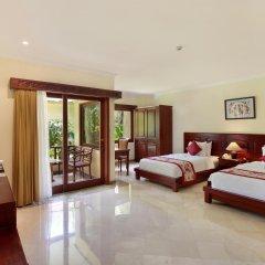 Отель The Grand Bali Nusa Dua Индонезия, Бали - 5 отзывов об отеле, цены и фото номеров - забронировать отель The Grand Bali Nusa Dua онлайн комната для гостей