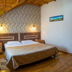 Отель Горы Азии - 2 Бишкек комната для гостей фото 3