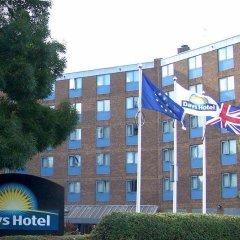 Waterloo Hub Hotel & Suites Лондон вид на фасад