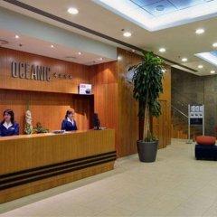 Отель Tryp Valencia Oceánic Hotel Испания, Валенсия - отзывы, цены и фото номеров - забронировать отель Tryp Valencia Oceánic Hotel онлайн интерьер отеля фото 3