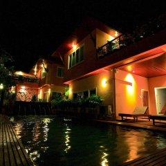 Отель The Chalet Phuket Resort Таиланд, Пхукет - отзывы, цены и фото номеров - забронировать отель The Chalet Phuket Resort онлайн бассейн фото 2