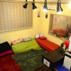 Отель Kimchee Hongdae Guesthouse фитнесс-зал фото 2