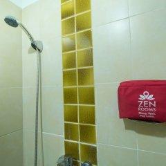 Отель Zen Rooms Surasak 1 Бангкок ванная фото 2