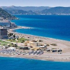 Отель ALKYONIDES Петалудес пляж фото 2