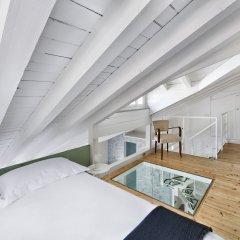 Отель Brera Apartments in Garibaldi Италия, Милан - отзывы, цены и фото номеров - забронировать отель Brera Apartments in Garibaldi онлайн ванная