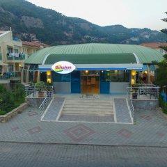 Belcehan Deluxe Hotel Турция, Олудениз - отзывы, цены и фото номеров - забронировать отель Belcehan Deluxe Hotel онлайн приотельная территория