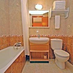 Отель Apartaments Costa d'Or ванная