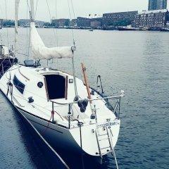 Отель City Sailing Нидерланды, Амстердам - отзывы, цены и фото номеров - забронировать отель City Sailing онлайн приотельная территория