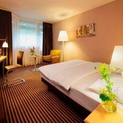 Mövenpick Hotel München-Airport комната для гостей фото 4