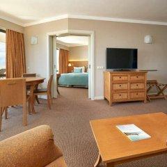 Отель Suite Hotel Eden Mar Португалия, Фуншал - отзывы, цены и фото номеров - забронировать отель Suite Hotel Eden Mar онлайн комната для гостей фото 5