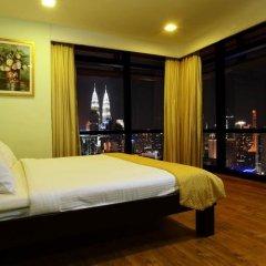 Отель Baral Service Suites Times Square Малайзия, Куала-Лумпур - отзывы, цены и фото номеров - забронировать отель Baral Service Suites Times Square онлайн фото 7