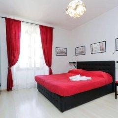 Отель Quo Vadis Inn Италия, Рим - отзывы, цены и фото номеров - забронировать отель Quo Vadis Inn онлайн комната для гостей фото 4